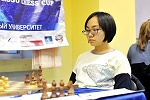 Chinese Lei Tingjie Prevails in Women's Cup of Russia Stage