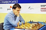 Ernesto Inarkiev—The Triumphant of Men's Cup of Russia Stage Moscow Open 2015